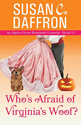 Who's Afraid of Virginia's Woof? (An Alpine Grove Romantic Comedy Book 13)]()