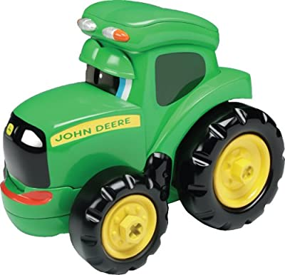John Deere - Electronic Fix-it-up Johnny Tractor by Learning Curve