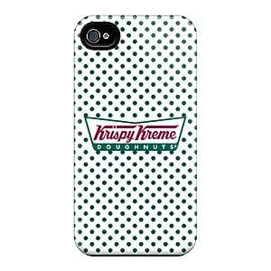 Hot XDV26551MQoN Cases Covers Protector For Iphone 6plus- Krispy Kreme