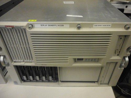 #1 Compaq Proliant ML530 6U Pentium III Xeon Processor Rackmount Server (Compaq Proliant Ml530 Server)