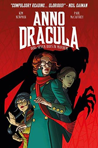 Anno Dracula - 1895: Seven Days in