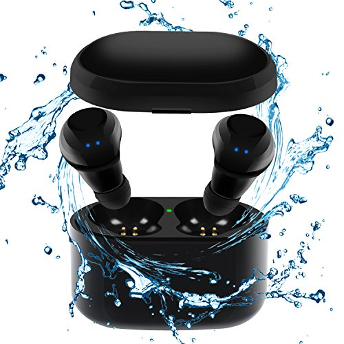 Tankfly Wireless Earbuds, TWS Mini Bluetooth Earbuds True St