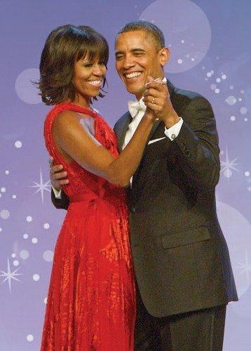 Obama Inauguration Ball Barack and Michelle Obama First dance - Obama Shades