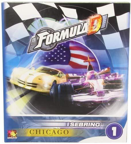 Formula D: Exp 1 Chicago/Sebring