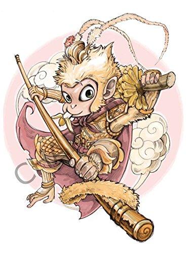 anime-sun-wukong-monkey-king-manga-adult-cotton-mixed-t-shirt-asian-m-us-s-white