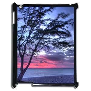 DIY Case for Ipad 2,3,4 - Poetic Beach ( WKK-R-510022 )