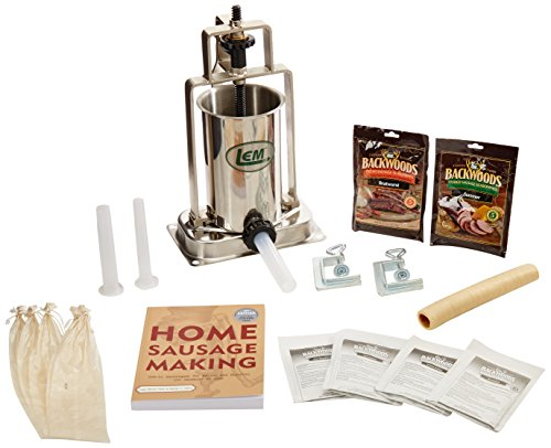 - LEM Products Sausage Stuffing Kit