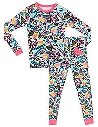 Monster High Girls' Monster High Pajamas