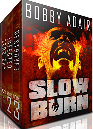 Slow Burn: Box Set 1-3 (Slow Burn Zombie Apocalypse Series Book 0)