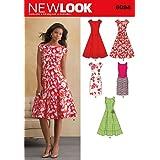 New Look U06094A Misses' Dresses Sewing Pattern