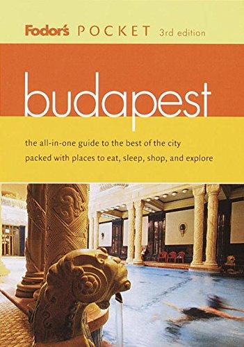 Fodor's Pocket Budapest, 3rd Edition (Travel Guide)