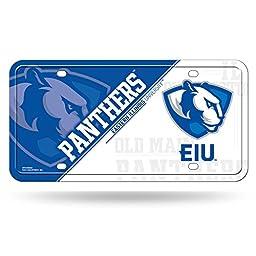 NCAA Eastern Illinois Panthers Metal Auto Tag