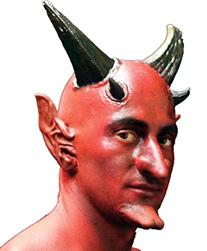 [Woochie by Cinema Secrets Bald Cap - Red, Multi, One Size] (Commercial Characters Halloween Costumes)