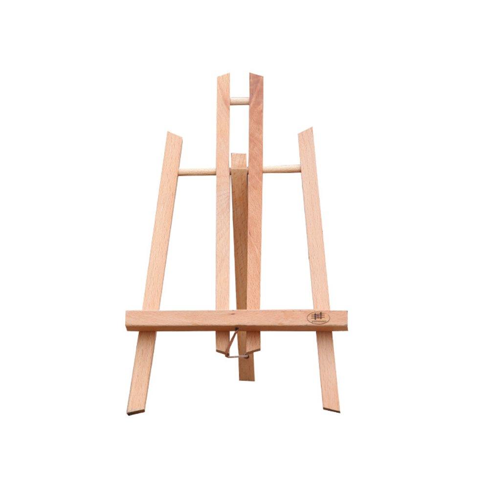 Cavalletto - Cavalletto da tavolo pieghevole pieghevole in legno multi-stile in legno (dimensioni   18  16  28cm)