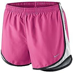 Nike Women\'s Tempo Running Shorts (Medium, Pink)
