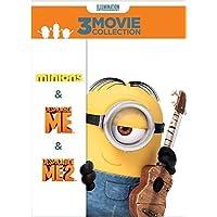 Despicable Me Collection: 3-Movie Collection Deals