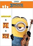 Despicable Me Collection: (Minions / Despicable Me / Despicable Me 2)