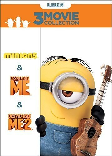 Despicable Me Collection: (Minions / Despicable Me / Despicable Me 2) -