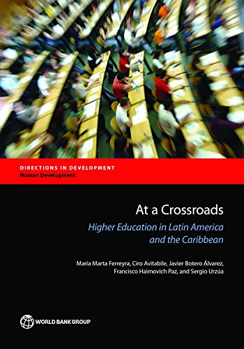 At a Crossroads: Higher Tutoring in Latin America and the Caribbean (Directions in Development;Directions in Development - Human Development)