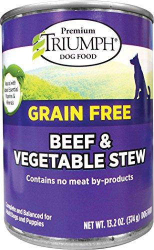 13.2OZ BeefVeg Dog Food
