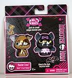 Monster High Monster Cross Series 1 Action Figure Watzit Count Fabulous, Baby & Kids Zone