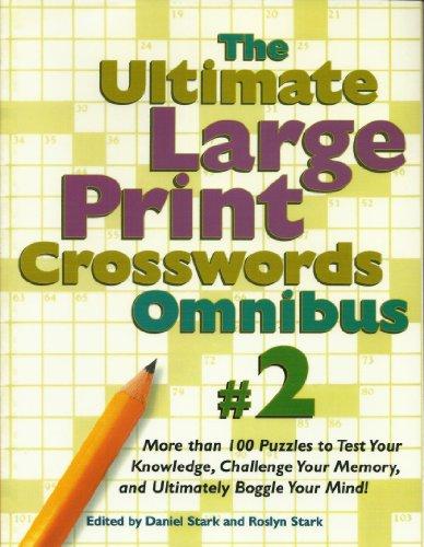Ultimate Large Print - 9