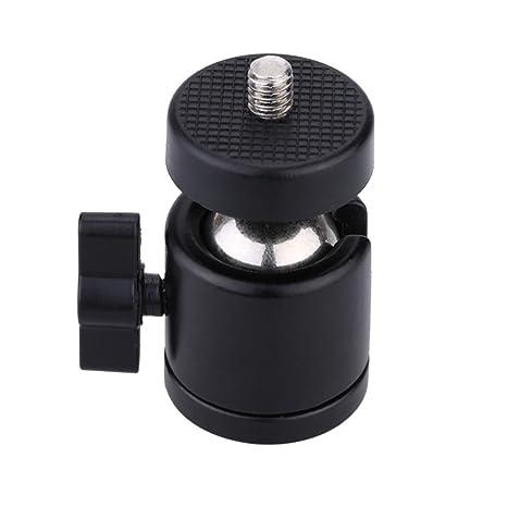 Rotación 360 Degree cámara trípode Mini con cabezal de rótula ...