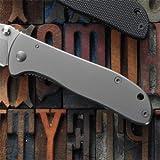 CRKT Drifter EDC Folding Pocket Knife: Everyday