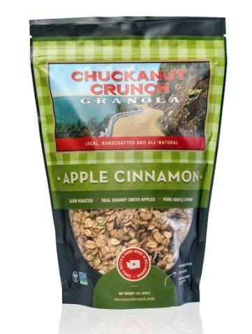 Cinnamon Crunch Granola (Chuckanut Crunch Granola (Apple Cinnamon))