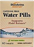 Sundown Naturals Water Pills 60 Tablets