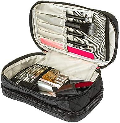 Amazon.com: Bolsa de maquillaje y joyas, bolsa de viaje ...