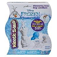 Kinetic Sand - Disney's Frozen - Shimmering Snow Olaf