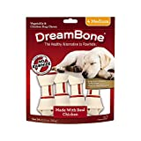 Dreambone Vegetable & Chicken Dog Chews, Rawhide