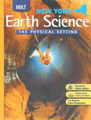Holt Earth Science: Student Edition Grades 9-12 2008