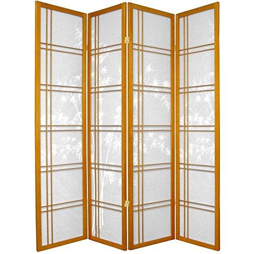 oriental m bel druckknopfstiel bambus baum design doppeltes kreuz japanische shoji screen. Black Bedroom Furniture Sets. Home Design Ideas