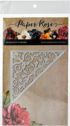 Paper Rose 16823 Victorian Corner Die-Cuts Multicolor