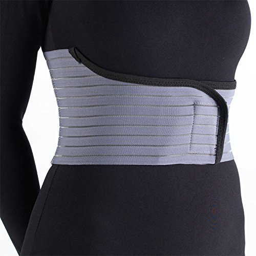 OTC Rib Belt for Women, 6-Inch Elastic Chest, Select Series, Universal Regular (Ribcage Support)