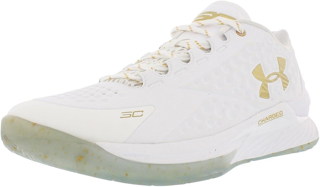 eccc9e0314d12 Amazon.com | Under Armour Curry 1 Low Basketball Men's Shoes Size 9 ...