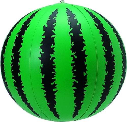 大人数で楽しむのにおすすめのビーチボール スイカビーチボール