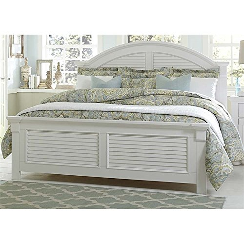 Liberty Furniture Summer House Panel Bed