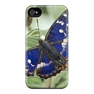 VIVIENRowland Iphone 6 Scratch Resistant Hard Phone Case Provide Private Custom Stylish Butterfly Image [skg6931LiYs]