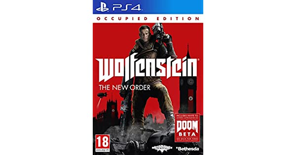 Wolfenstein: The New Order - Occupied Edition [Importación UK ...