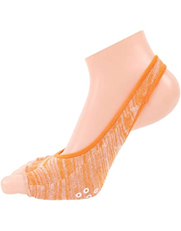 Wenquan,3 pares de calcetines de yoga para mujer.