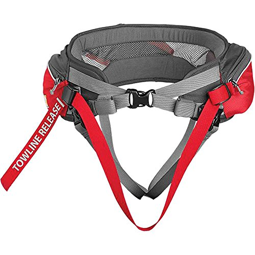 Ruffwear - Omnijore Human Hipbelt for Joring, Red Currant