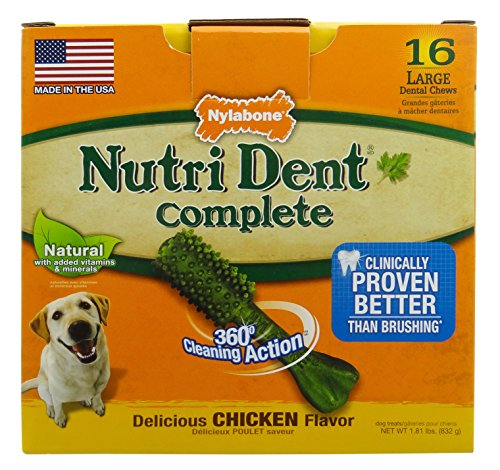 Nutri Dent Adult Chicken 16Ct Large Pantry Pack