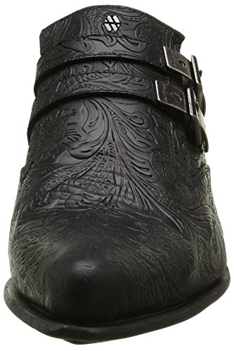S24 2246 Noir Mocassins New Rock Black Homme a7Sq8wzcxH