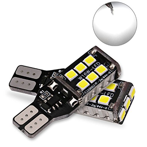 912 921 Led Backup Light Bulbs Sealight 1000 Lumen High Power 2835 15-smd Chipsets Extremely Bright  Icon
