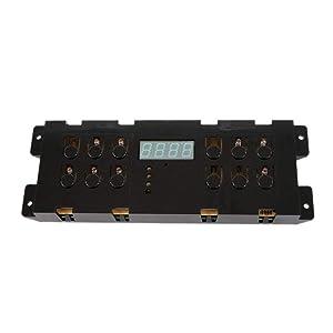Frigidaire 5304509231 Clock,ES330ISB,Black Genuine Original Equipment Manufacturer (OEM) Part Black