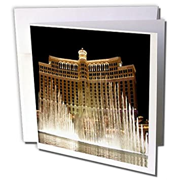 Amazon 3drose las vegas greeting cards 6 x 6 inches set of 3drose las vegas greeting cards 6 x 6 inches set of 12 m4hsunfo