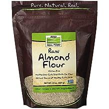 NOW Foods Almond Flour, Raw, 22-Ounce